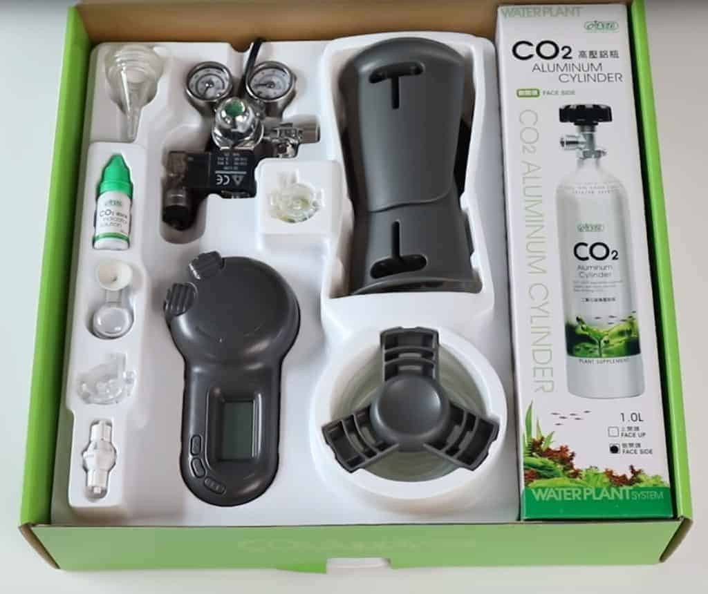 ISTA profesional Co2 system kit